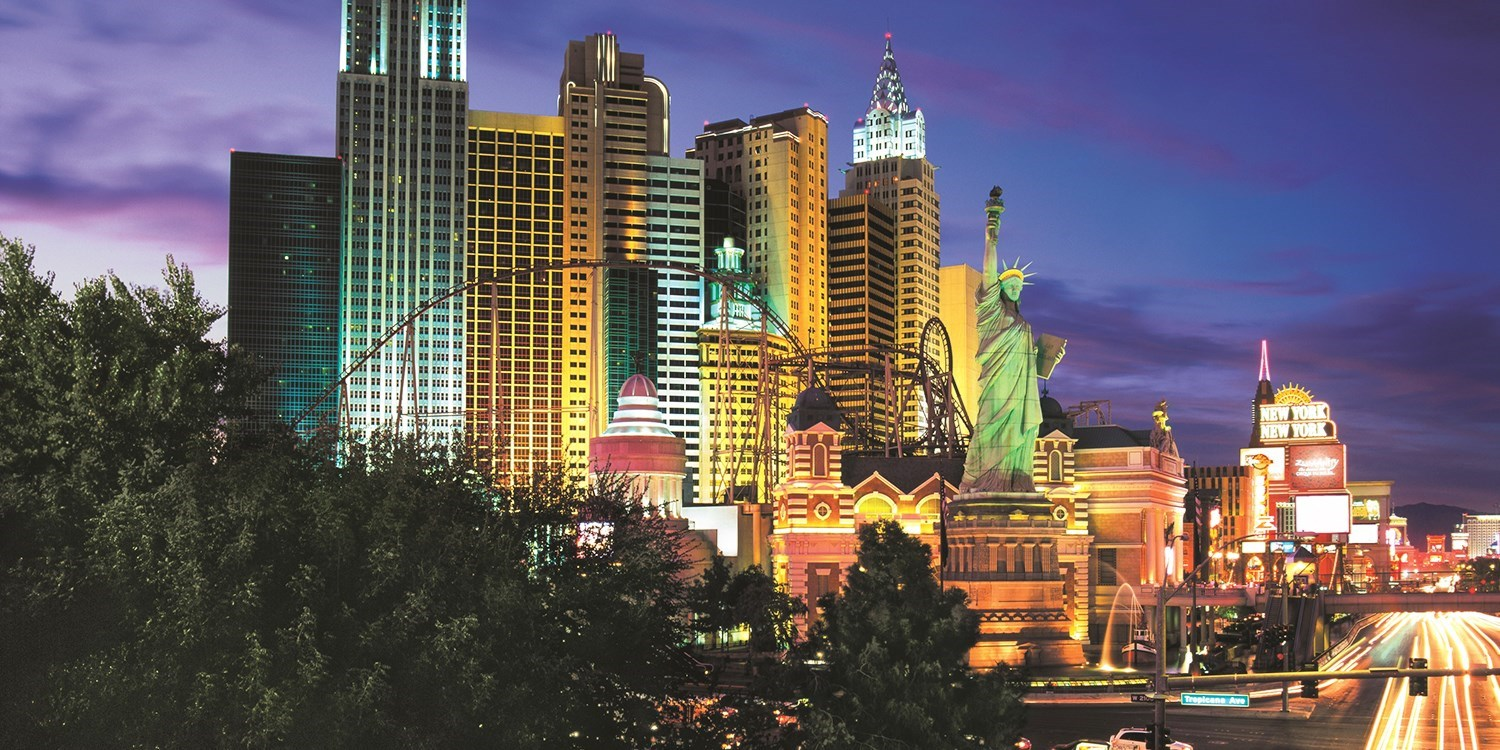 New York-New York Hotel & Casino -- The Strip, Las Vegas