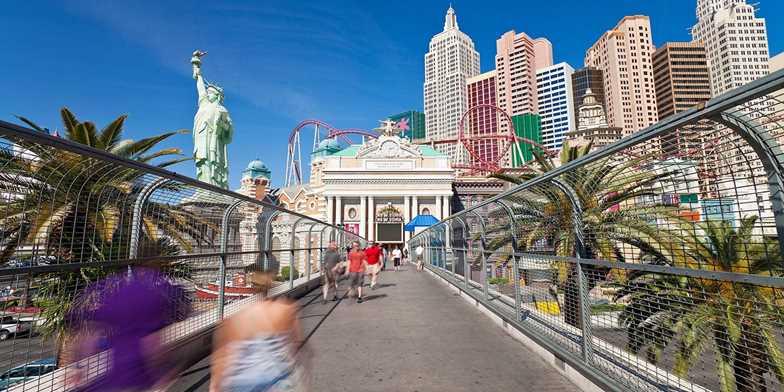 New York Hotel The Strip Las Vegas