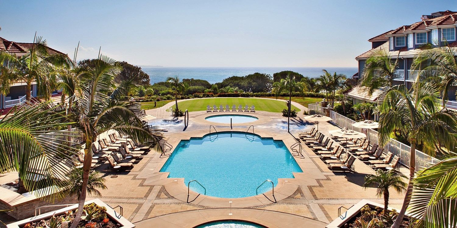 Laguna Cliffs Marriott Resort & Spa -- Dana Point, CA