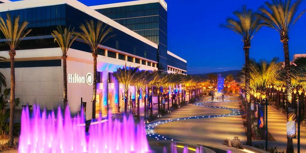 Hilton Anaheim -- Anaheim, CA
