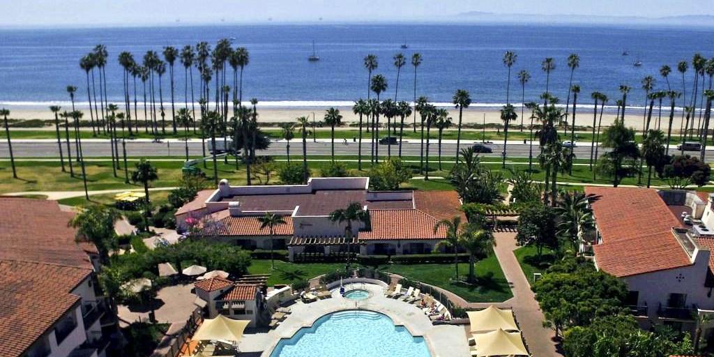 Hilton Santa Barbara Beachfront Resort -- Santa Barbara, CA