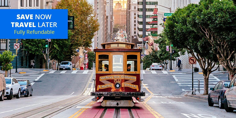 $199 – San Francisco Hilton near Union Square w/Parking -- Union Square, San Francisco