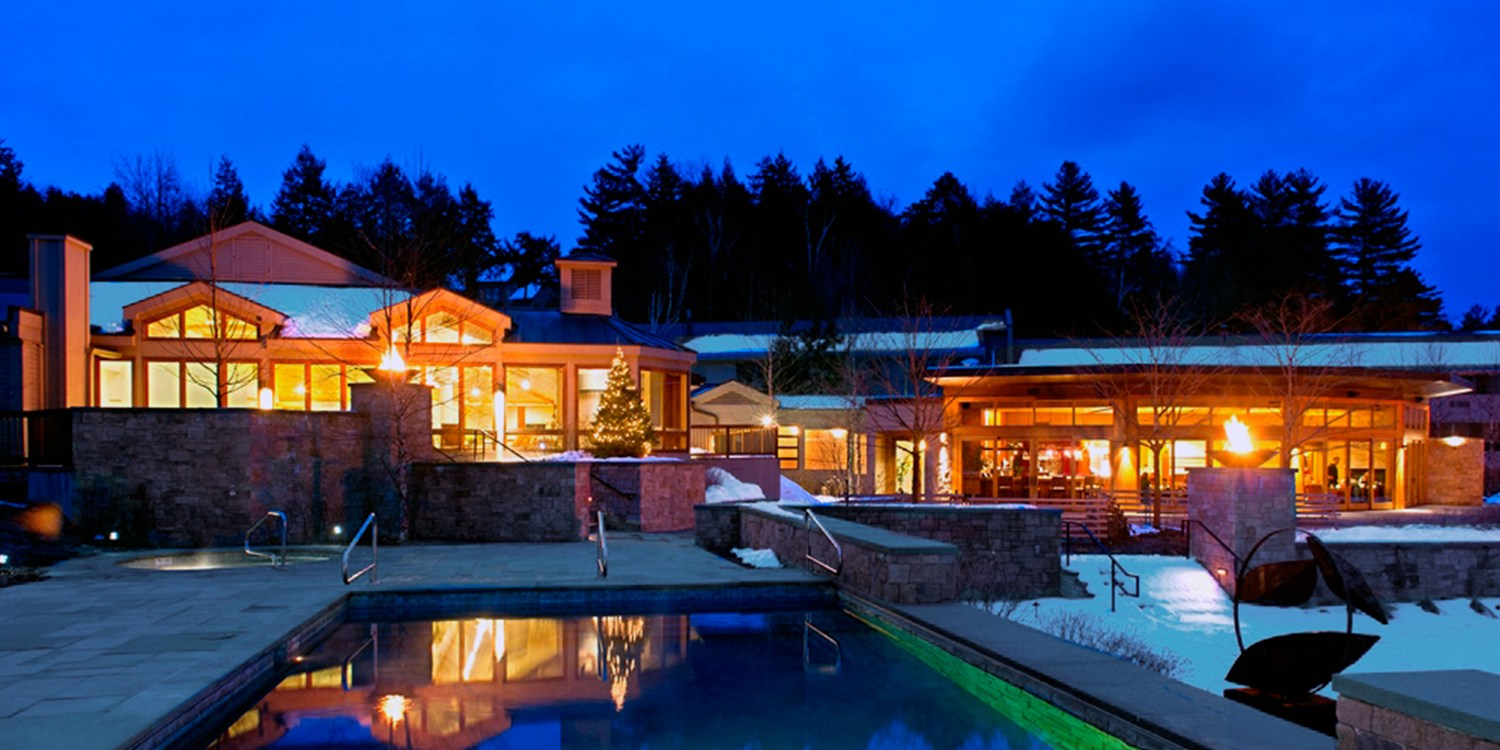 Topnotch Resort & Spa -- Stowe, VT
