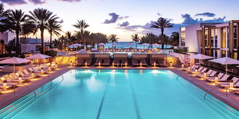 Eden Roc Miami Beach -- Miami Beach, FL