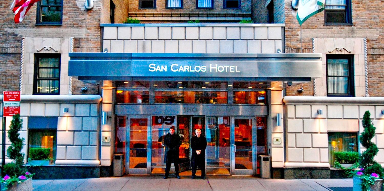 San Carlos Hotel -- Midtown, New York