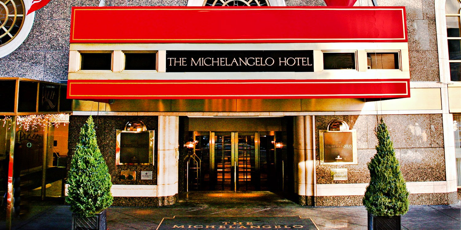 The Michelangelo Hotel -- Midtown-Times Square, New York