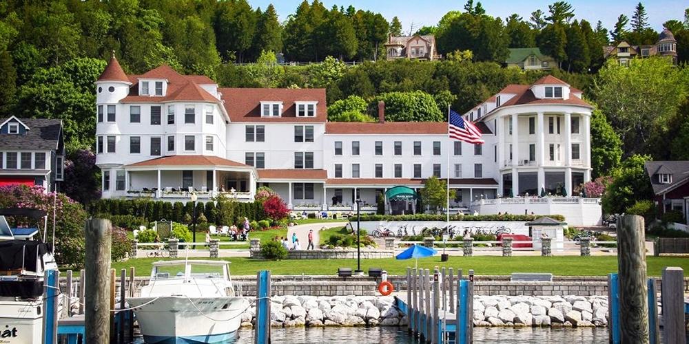 Island House Hotel -- Mackinac Island, MI