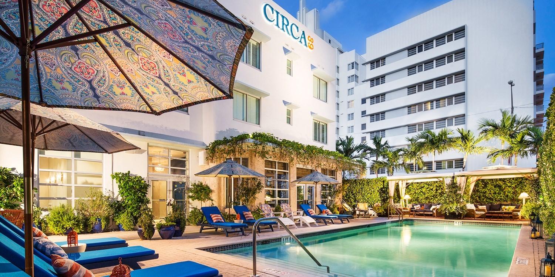 Circa 39 Hotel  -- Miami Beach, FL, USA