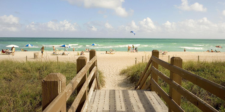 $90& up – Miami Beach Stay into Winter; Flights Available -- Miami, FL