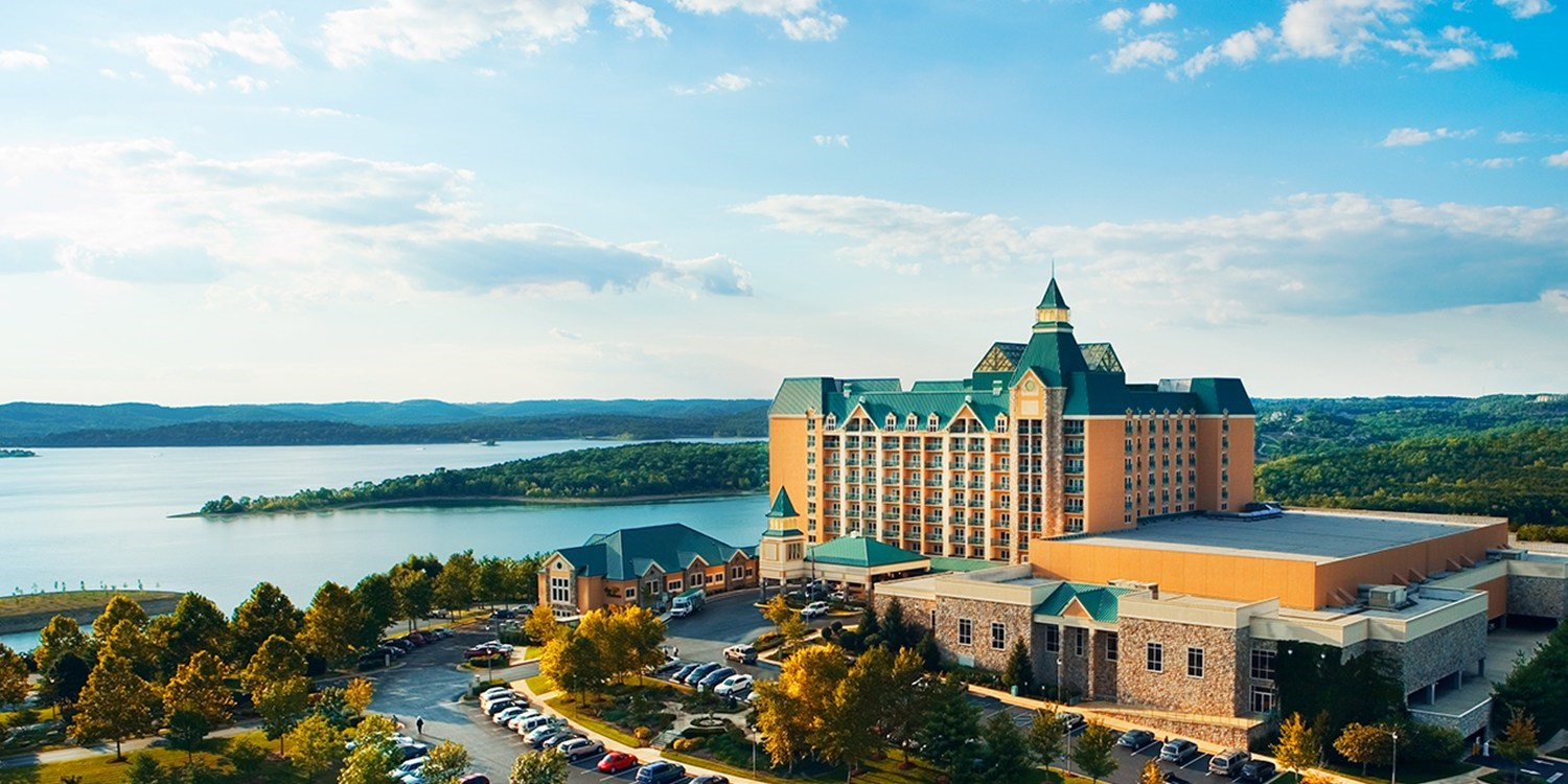 Chateau on the Lake Resort -- Branson, MO