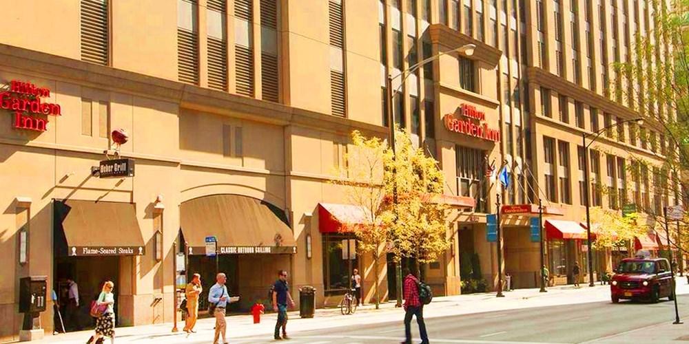 Hilton Garden Inn Chicago Downtown Magnificent Mile Travelzoo