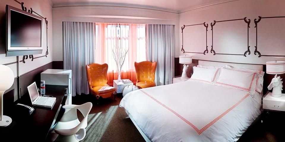 Hotel Vertigo -- San Francisco, CA