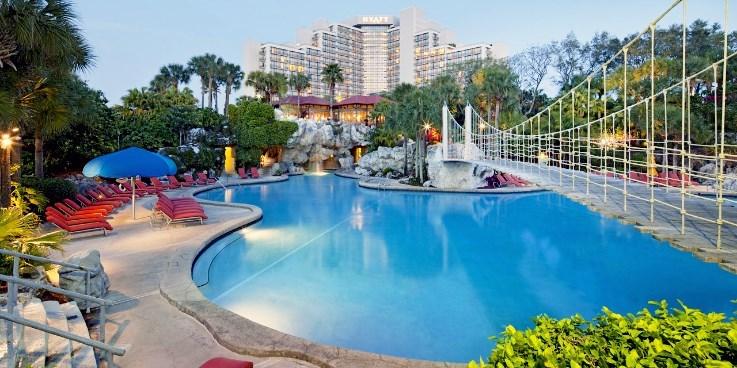 Hyatt Regency Grand Cypress -- Disney World, FL