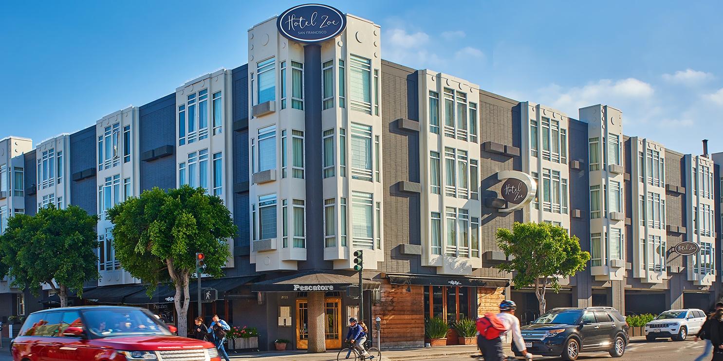 Hotel Zoe Fisherman\'s Wharf   Travelzoo
