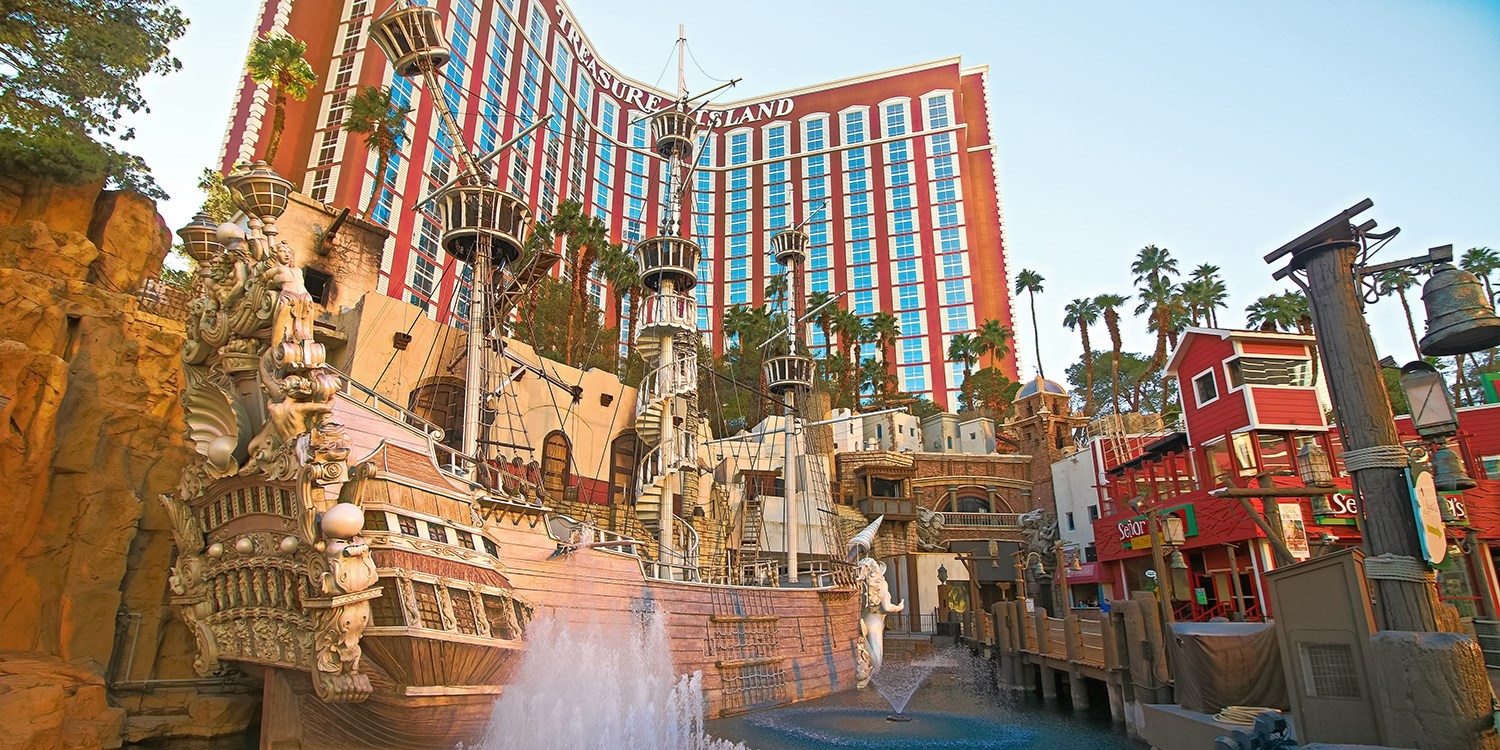 Treasure Island - TI Hotel & Casino -- The Strip, Las Vegas