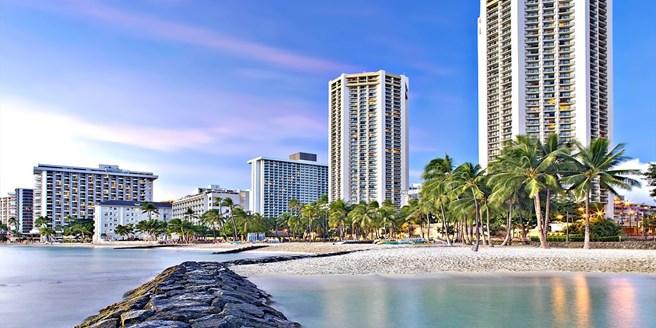 Hyatt Regency Waikiki Beach Resort Spa
