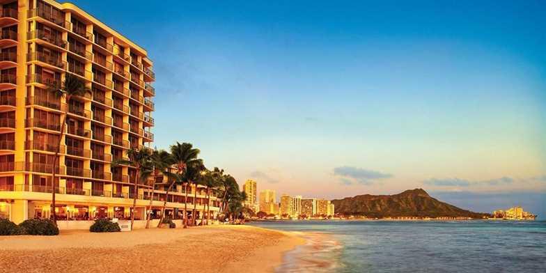 Outrigger Reef Waikiki Beach Resort Honolulu Hi