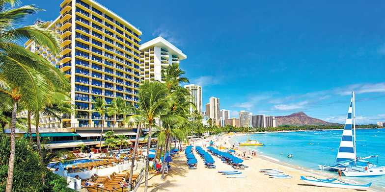 Outrigger Waikiki Beach Resort Honolulu Hi