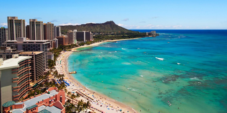 Sheraton Waikiki -- Honolulu, HI