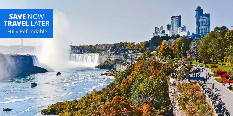 Embassy Suites By Hilton Niagara Falls Fallsview Travelzoo