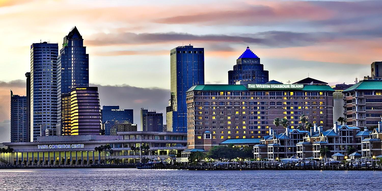 Westin Tampa Harbour Island -- Tampa, FL