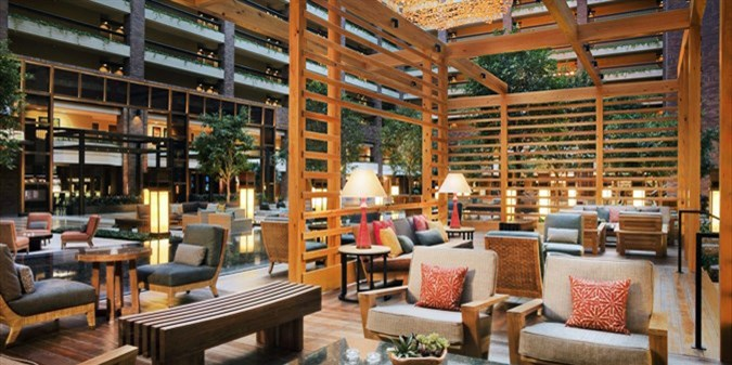 Hilton Anatole -- Dallas, TX - Dallas Love Field (DAL)