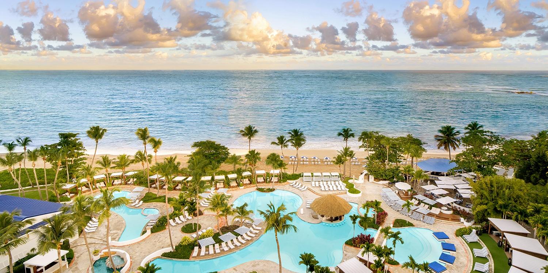 Fairmont El San Juan Hotel -- Carolina, Puerto Rico