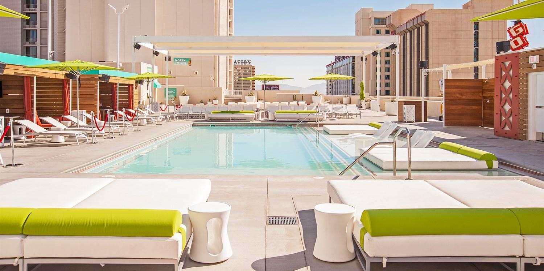Plaza Hotel & Casino -- Las Vegas, NV