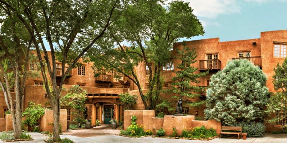 Hotel Santa Fe, the Hacienda and Spa -- Santa Fe, NM