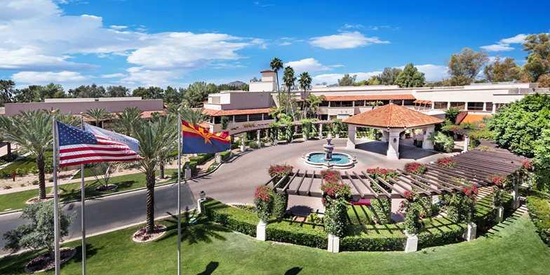 The Scottsdale Resort At Mccormick Ranch Az