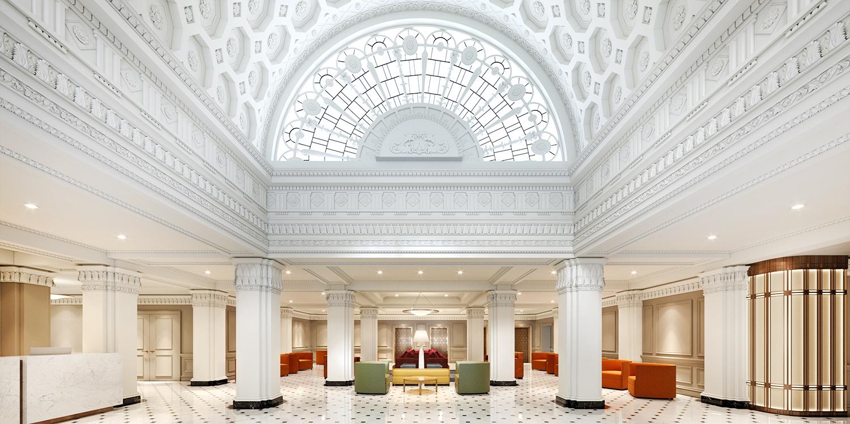$160& up – Weekends at Historic Washington Hotel w/Valet, 50% Off -- Downtown - Dupont Circle, Washington, D.C.
