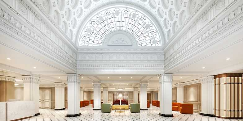 The Hamilton Hotel Travelzoo Mesmerizing Hotels With 2 Bedroom Suites In Washington Dc Style Remodelling
