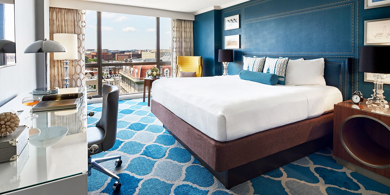 $128 & up – Stylish DC Hotel incl. Holidays -- Downtown - Dupont Circle, Washington, D.C.