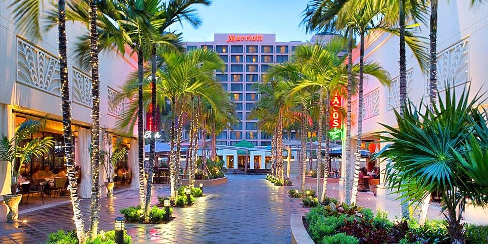 Boca Raton Marriott at Boca Center -- Boca Raton, FL