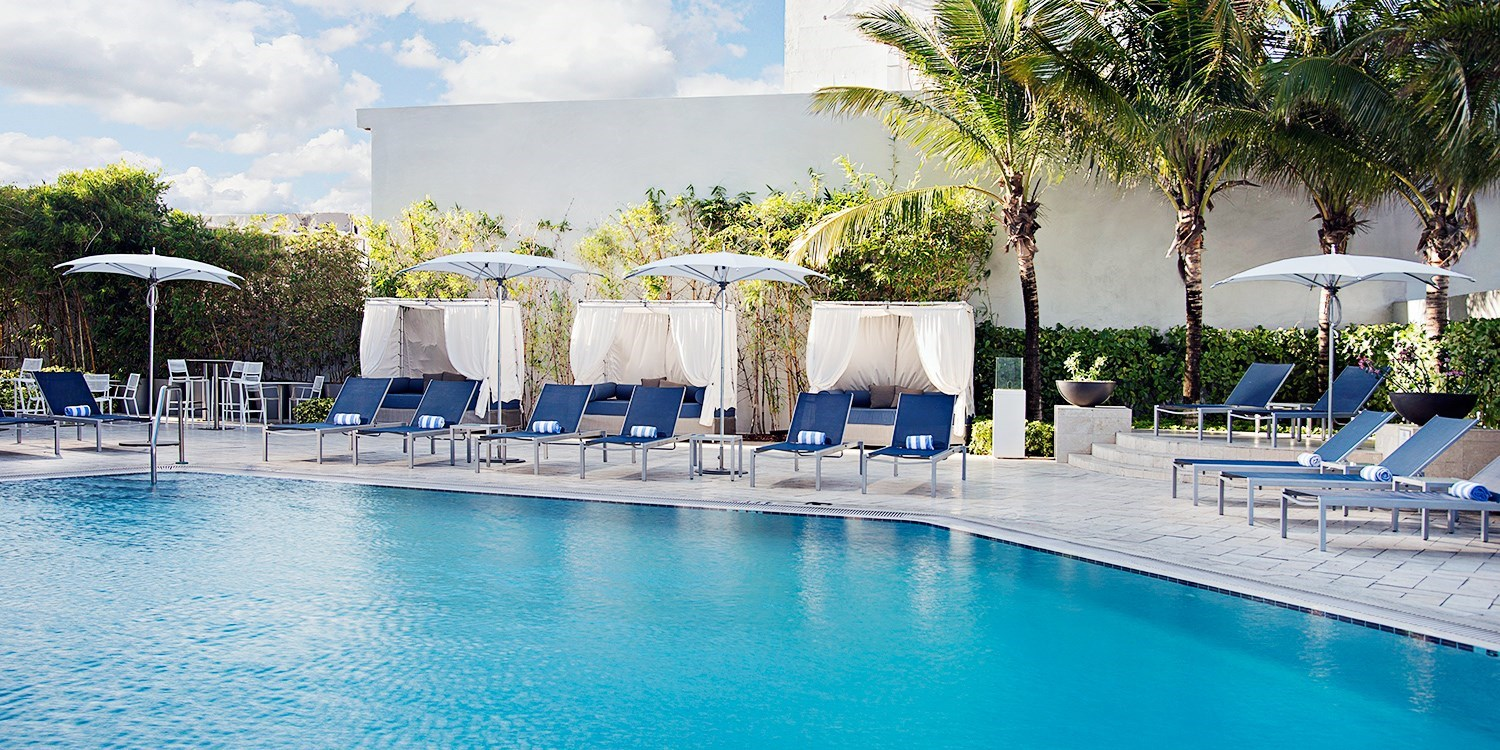 Member Exclusive – Chic 4-Star Fort Lauderdale Hotel, Save 25% -- Fort Lauderdale, FL