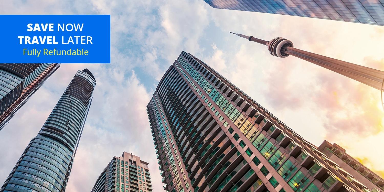 $99 – Downtown Toronto Stays through March, over 30% Off -- Toronto, Ontario