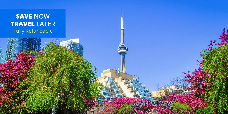 $125 – Downtown Toronto Stays through June, over 35% Off -- Toronto, Ontario