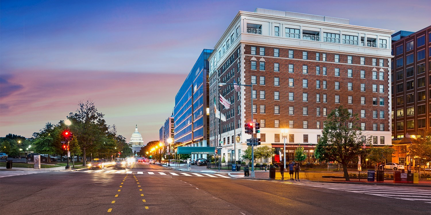 Phoenix Park Hotel -- Capitol Hill, Washington, D.C.