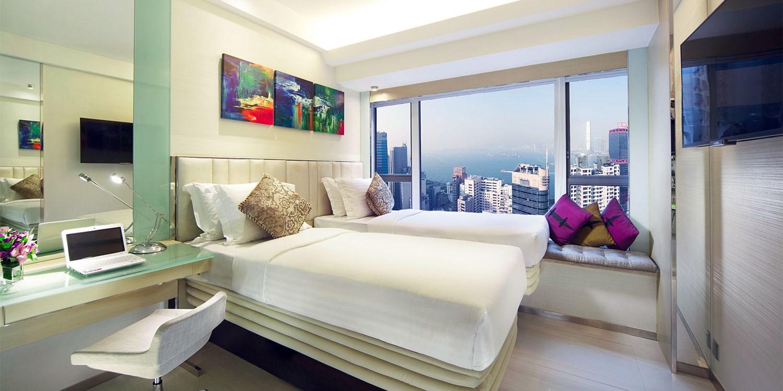 iclub Sheung Wan Hotel  -- 香港