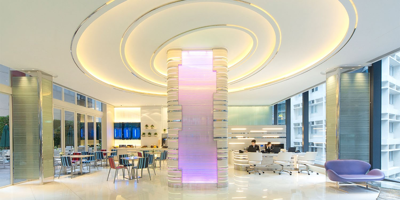 iclub Sheung Wan Hotel  -- Hong Kong