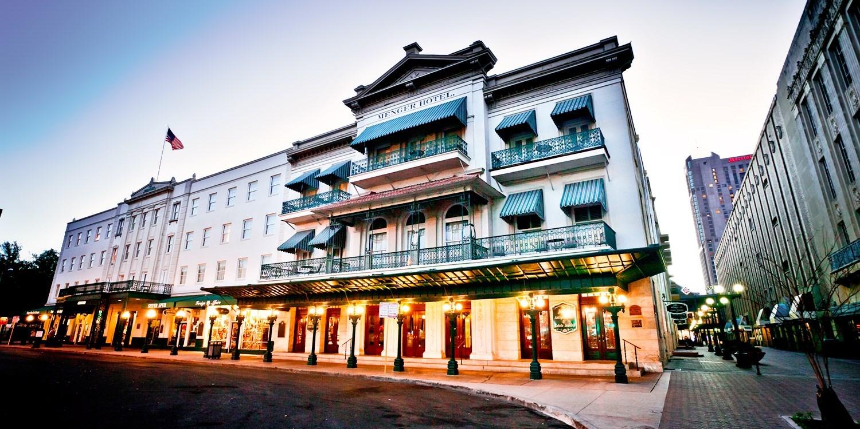 Menger Hotel -- San Antonio, TX