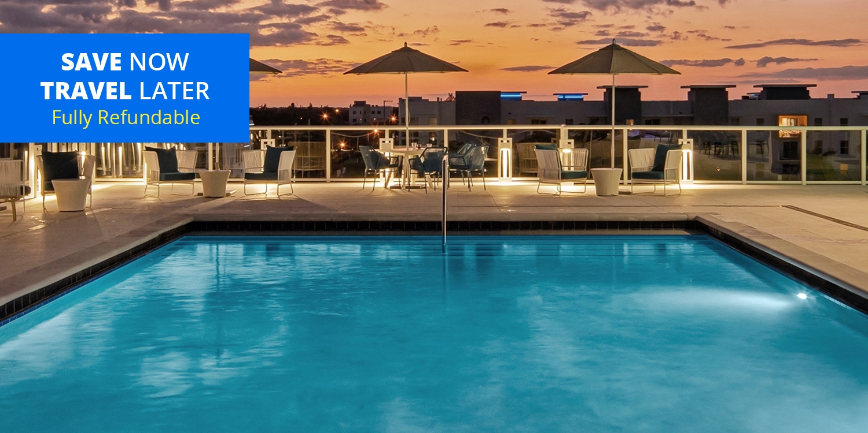 $89 & Up – New Delray Beach Hotel into 2021, Save 50% -- Delray Beach, FL