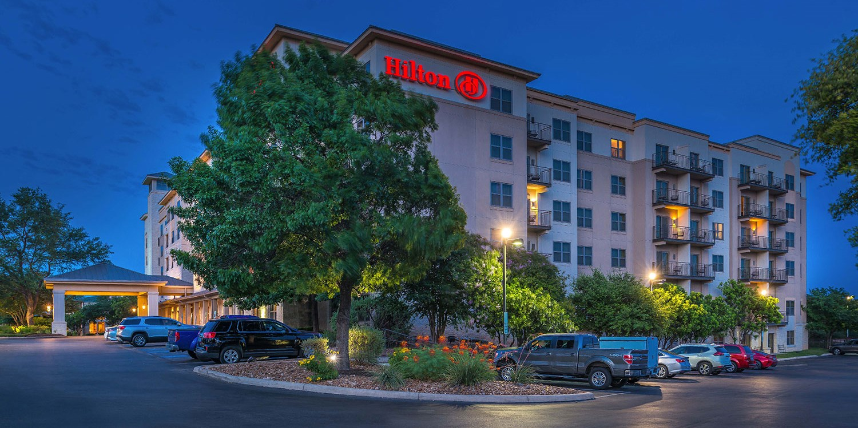Hilton San Antonio Hill Country Travelzoo