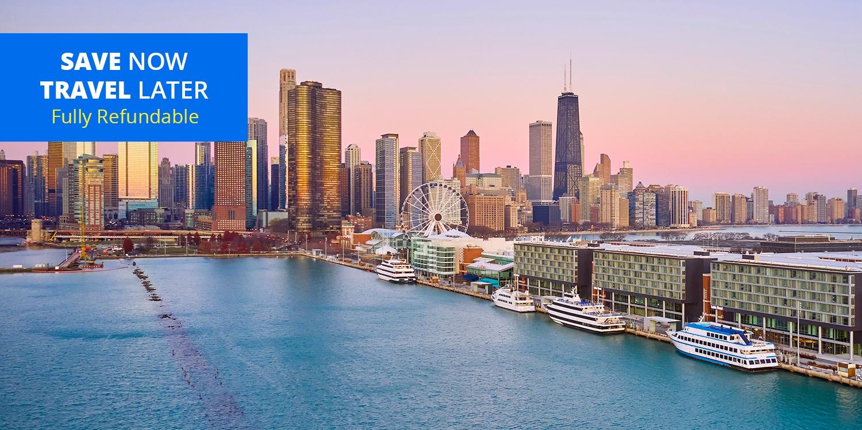 $199-$229 – Chicago: New Luxury Hotel on Navy Pier -- Chicago, IL