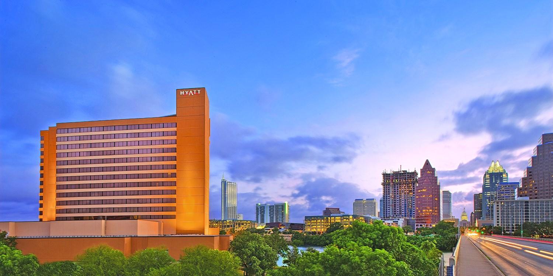 Hyatt Regency Austin -- Austin, TX