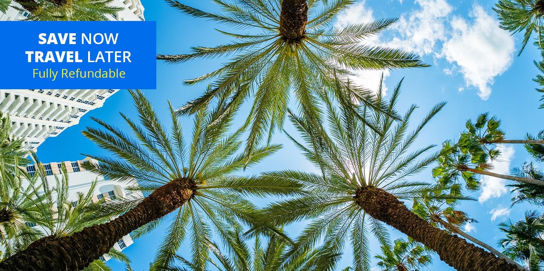 $129 – South Beach Hotel w/Private Beach Club -- Miami Beach, FL