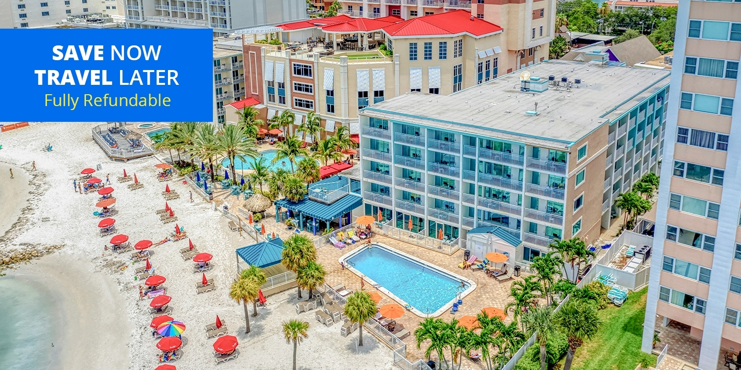 $139 & up – Clearwater Beach Family-Friendly Resort -- Clearwater, FL