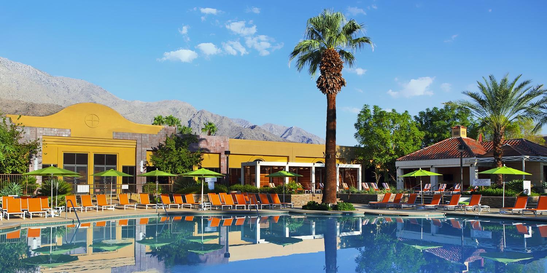 Renaissance Palm Springs Hotel    Palm Springs, CA
