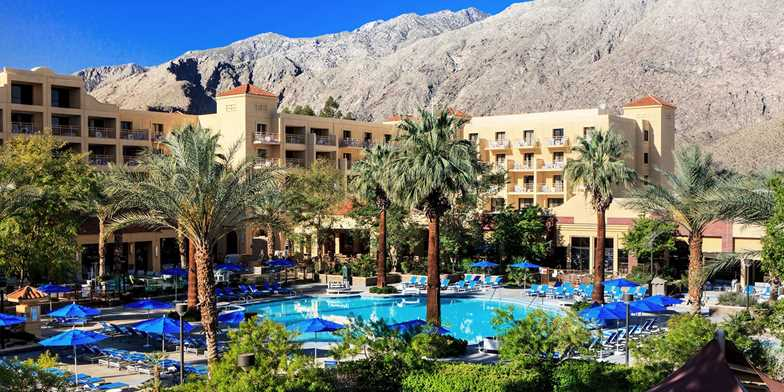 Palm Springs Hotels >> Renaissance Palm Springs Hotel Travelzoo