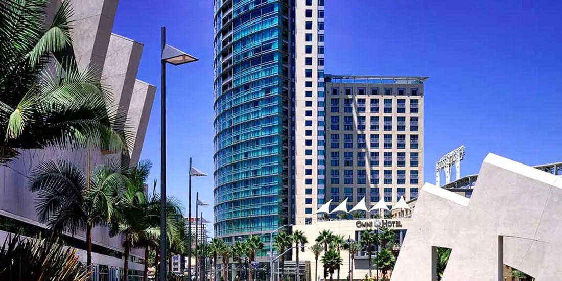 Omni San Diego Hotel -- Downtown San Diego - Gaslamp Quarter, San Diego